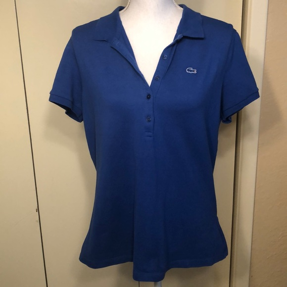 Lacoste Tops - 2 Lacoste shirts